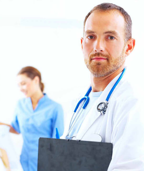 Health Care professional team